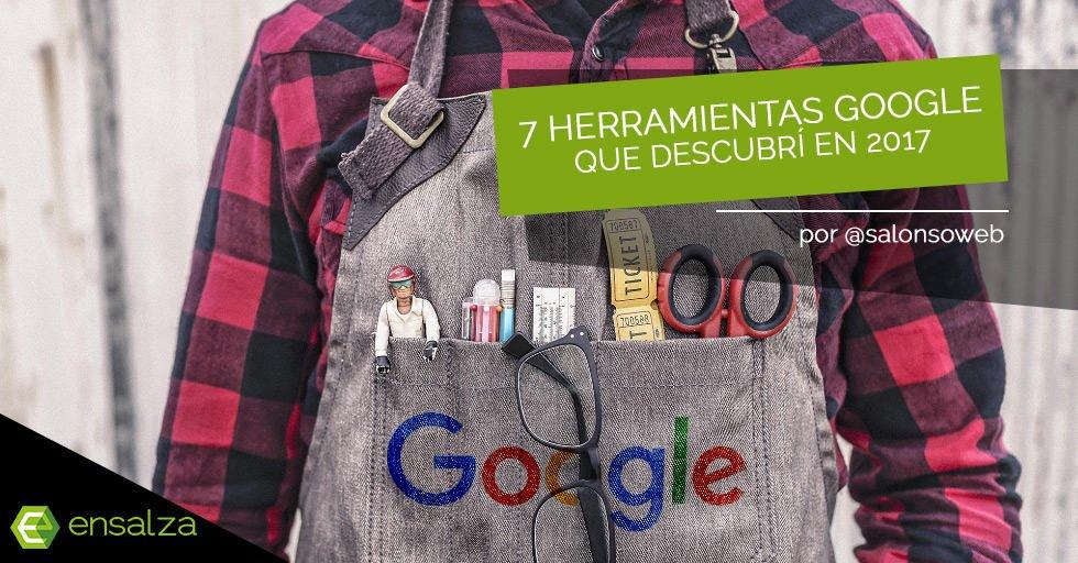 7 Aplicaciones de Google