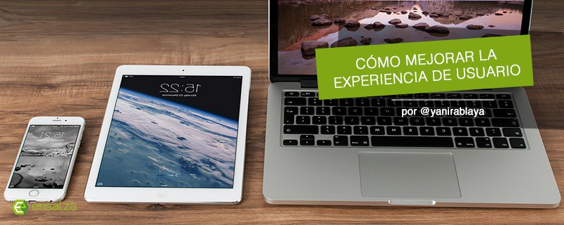Usabilidad web: cómo mejorar la experiencia del usuario