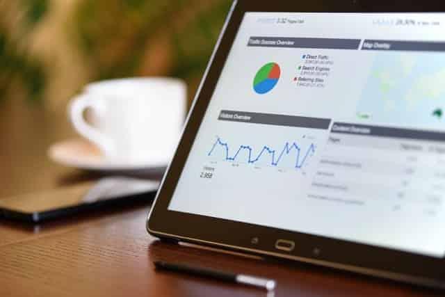 tablet con programa a medida