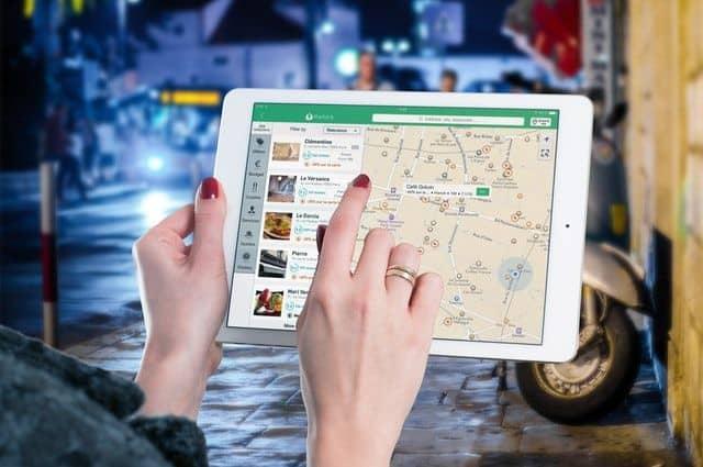 Apps que usan API Google Maps