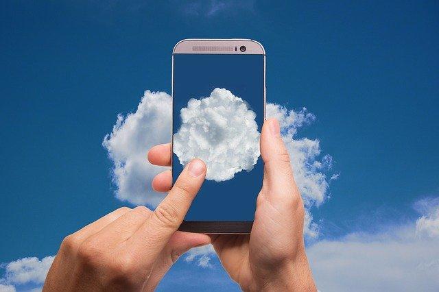 dispositivo en la nube
