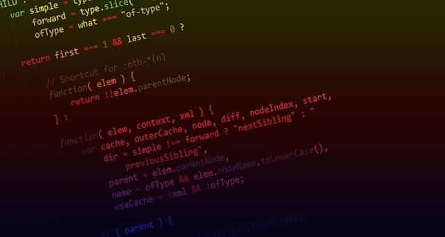 ejemplo de codigo jquery en programación a medida