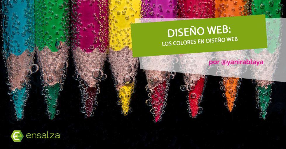 colores en diseño web