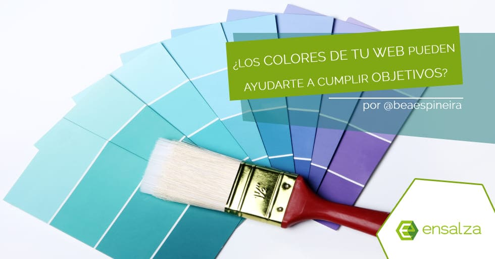 portada del post conseguir objetivos con colores web