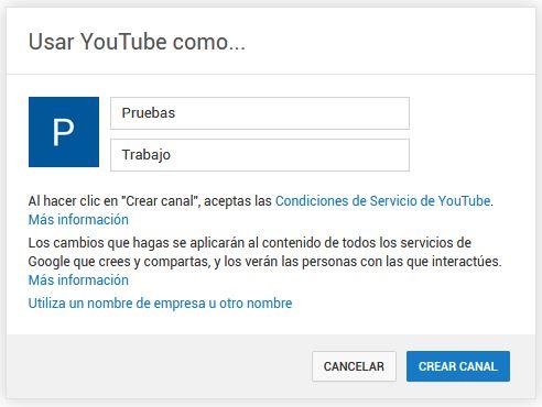 Cómo poner un vídeo en Youtube