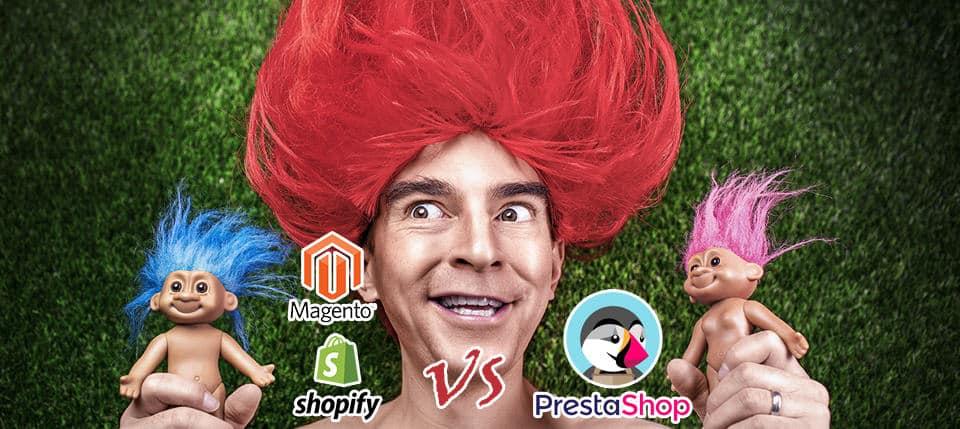 ¿Por qué utilizamos Prestashop para crear tiendas online?