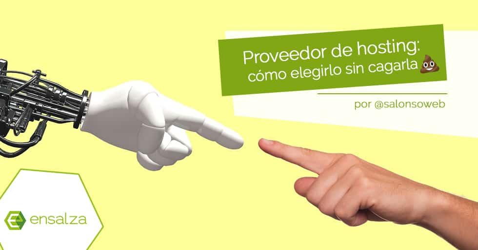 elegir proveedor hosting