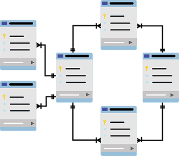esquema base de datos