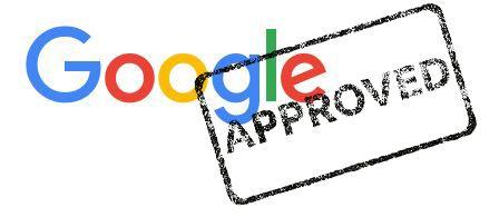 Cambio aprobado por google