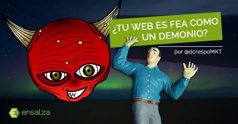 Tu página web necesita un cambio