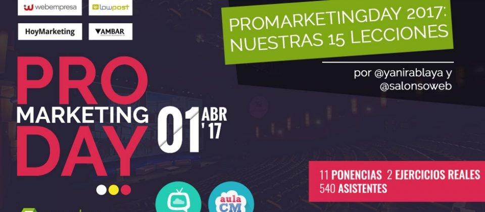 promarketing-day-2017