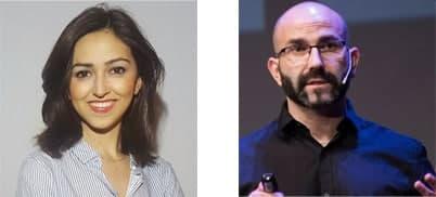PROmarketingDAY Elena Charameli y David Campos