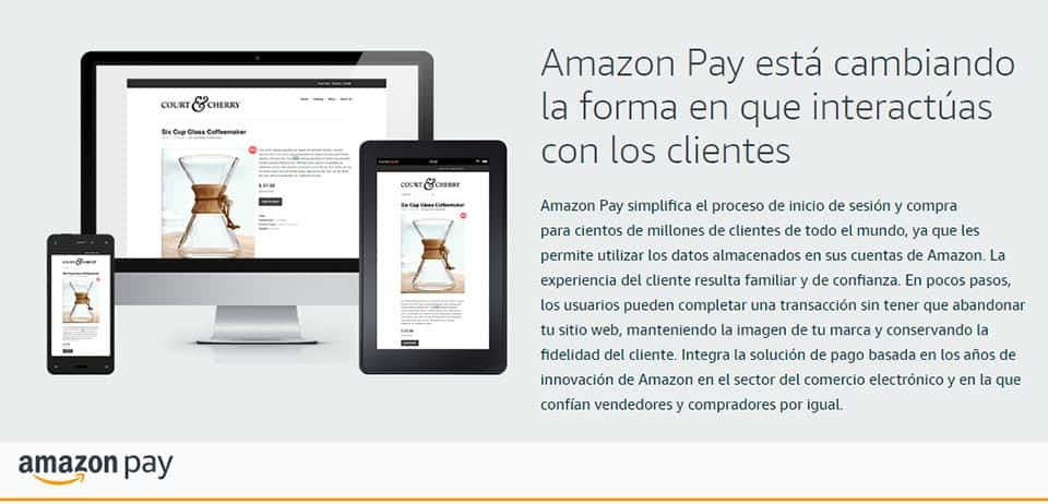 ¿Qué es Amazon Pay?