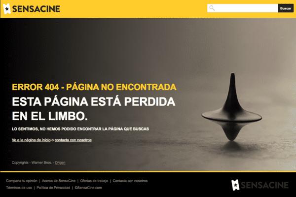 sensacine 404 png