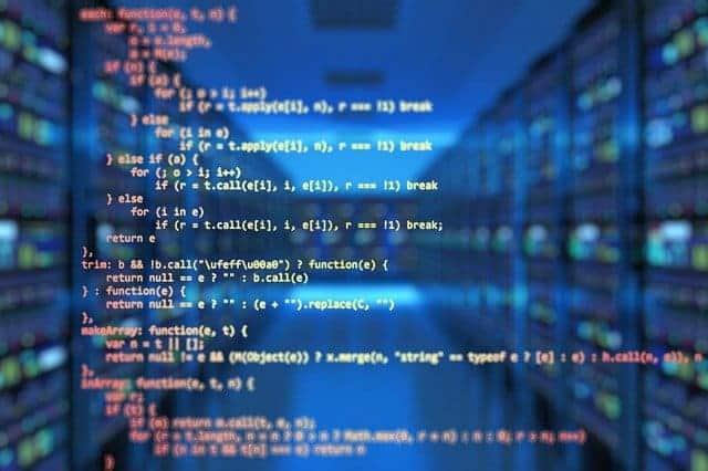código de programacion