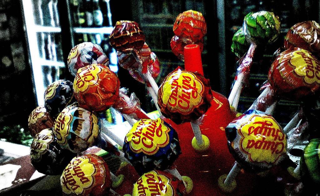 Chupa Chups, marketing español en estado puro