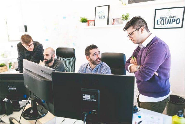 agencia de diseño web en españa
