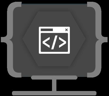 Icono consultoria de desarrollo Ensalza