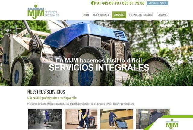 web grupo mjm