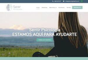 pagina web psicologia sentir