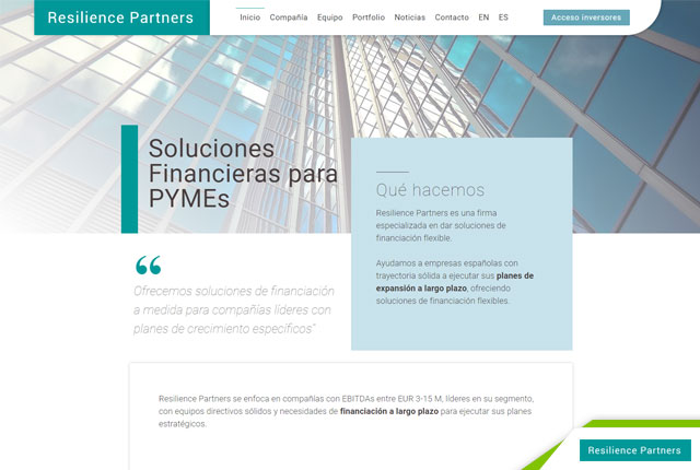 web resilience partners