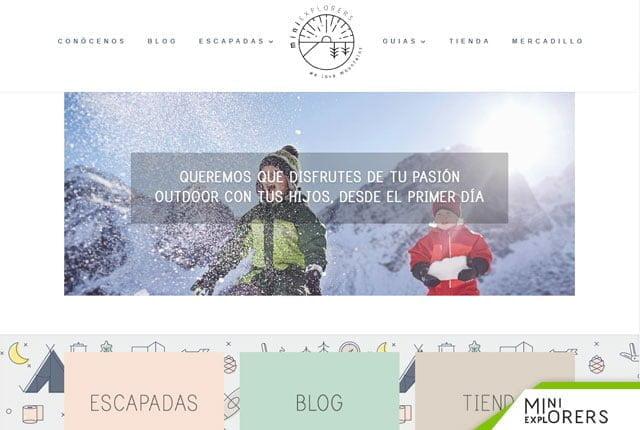 desarrollo tienda online miniepxlorers