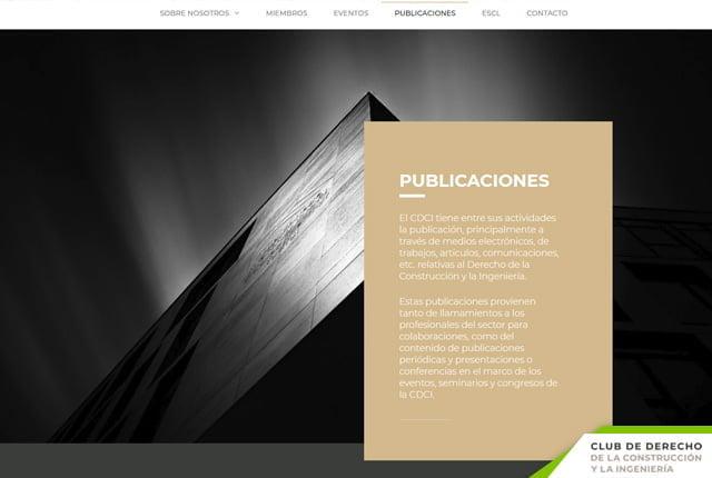 desarrollo web cdci