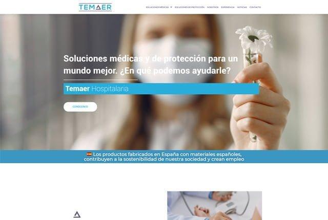 pagina web medicina